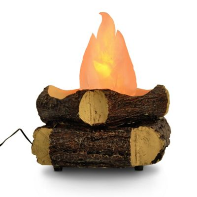 Feugo LED Log Flame Lamp
