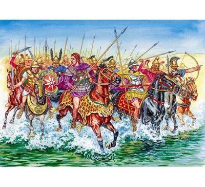 Zvezda - Macedonian Cavalry IV-I B.C. - 1:72 Scale 8007