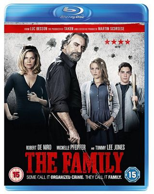 The Family Blu Ray