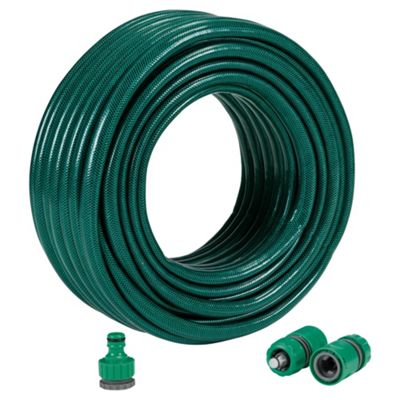 Tesco Premium 30m Hose with Accs