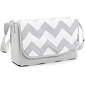 My Babiie Baby Changing Bag (Grey Chevron)