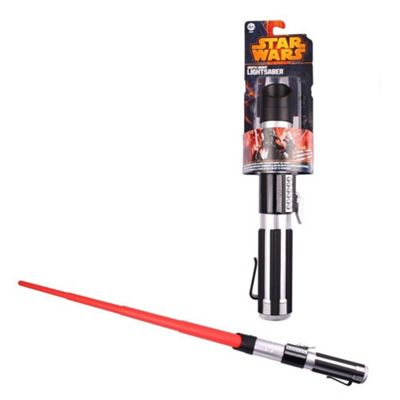 Star Wars Lightsaber Darth Vader Red