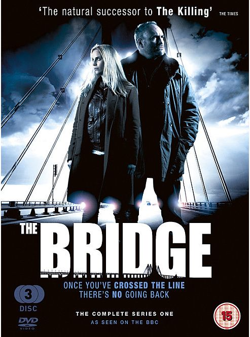 The Bridge - Series 1 - Complete (DVD Boxset)