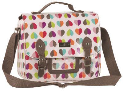 Beau & Elliot Multi Confetti Insulated Lunch Bag Satchel 73312