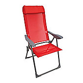 Yellowstone Vector Multi Position Chair Red