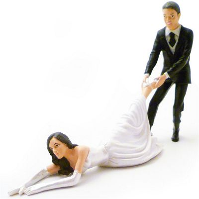 X Men Wedding Cake Toppers