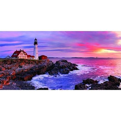Lighthouse At Portland Head - 1500pc Puzzle