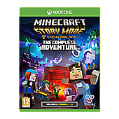 Minecraft Story Mode: The Complete Adventure Xbox One
