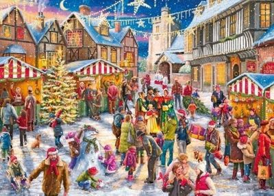 Christmas - Limited Edition - 1000pc Puzzle