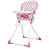 OBaby Disney Highchair (Minnie Circles)