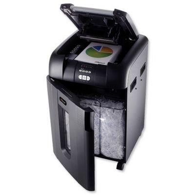 Rexel Worldwide 2103500 Auto Plus Shredder Black