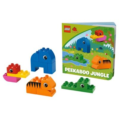 LEGO DUPLO Peekaboo Jungle 10560