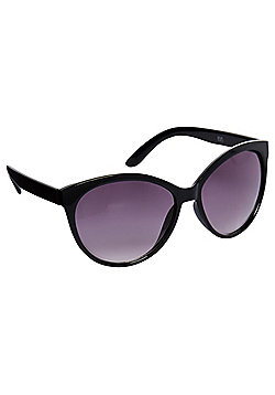 F&F Cat Eye Sunglasses One size Black