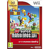 Wii New Super Mario Bros Select