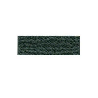 Essential Trimmings Polycotton Bias Binding, 2.5m x 25mm, Hunter