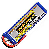 Overlander 5000mah 3S 11.1v 35c LiPO Battery RC Car - 2577