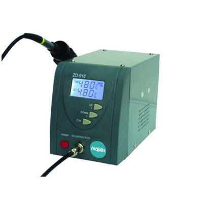 60W LCD Display Solder Station
