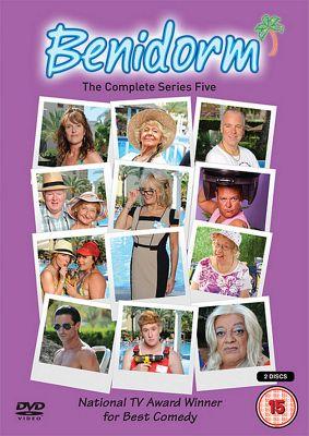 Benidorm - Series 5 - Complete (DVD Boxset)