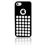 Black Silicone Case for iPhone 5C