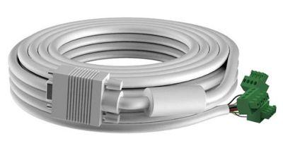 Vision TC2 20MVGA 20m VGA (D-Sub) White cable