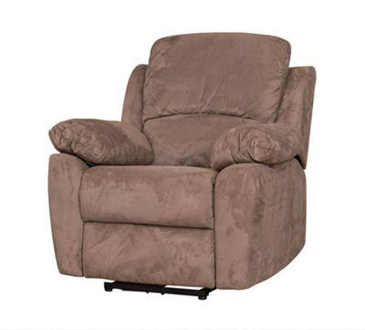 Sofa Collection Constance Recliner Armchair - 1 Seat - Dark Brown