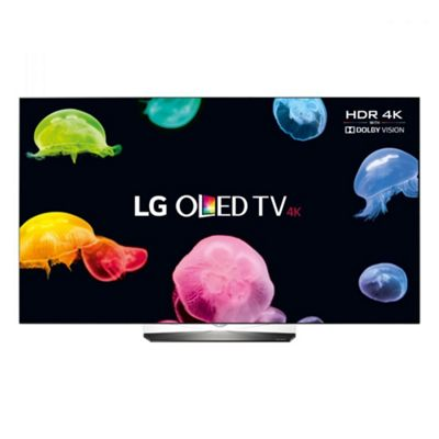 LG OLED55B6V 55 Inch Smart WiFi Built In Ultra HD 4k HDR OLED TV with Freeview HD