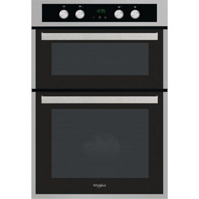 Whirlpool AKL309IX Built-In Double Electric Oven Multi-Function S/Steel