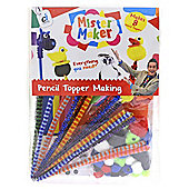 Mister Maker Pencil Toppers