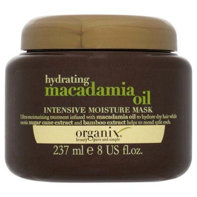OGX Macadamia Oil Intensive Moisture Mask 237ml