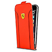 Ferrari Fiorano F12 FlapCase for iPhone 6 and Iphone 6s - Red