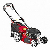 Self-propelled Petrol Rotary Mower with 43cm cutting width and mulching kit