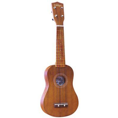 Vintage VUK15N Soprano Ukulele