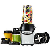Andrew James Nutri-fit Blender and Smoothie Maker, 10 Piece Set - 1000 Watts