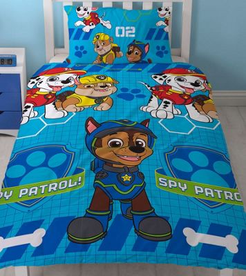 Paw Patrol Spy Single Bedding