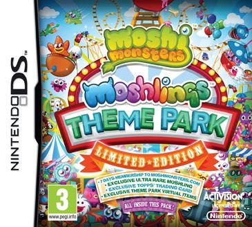 Moshi Monsters: Moshling Theme Park