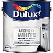 Dulux Retail Ultra White - Matt - 2.5L