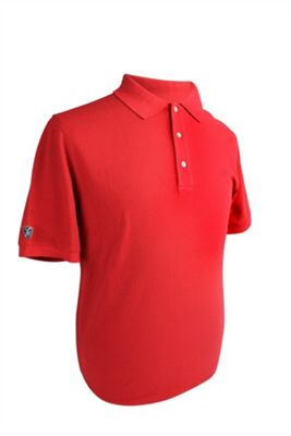 New Cleveland Golf Cornerstone Polo Shirt Red Small