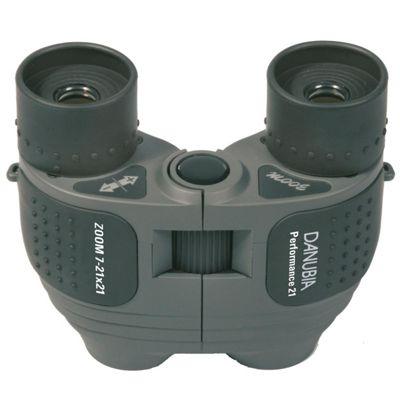Danubia 531700 Performance 21 Zoom 7-21x21mm Zoom Binoculars