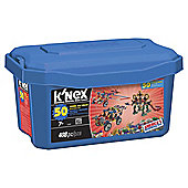 K'Nex 50 Model Big Value Tub 12420