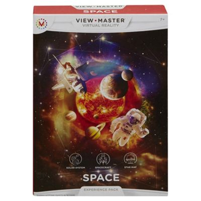 View-Master Virtual Reality Experience Pack - Space