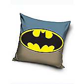Batman Filled Cushion Logo