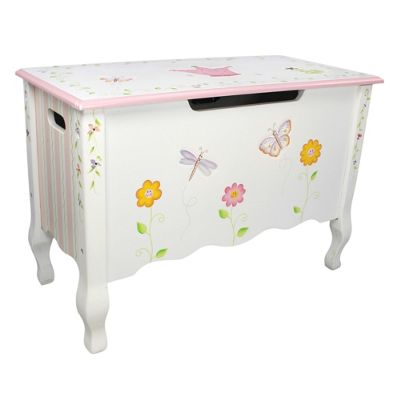 Fantasy Fields Princess & Frog Toy Chest