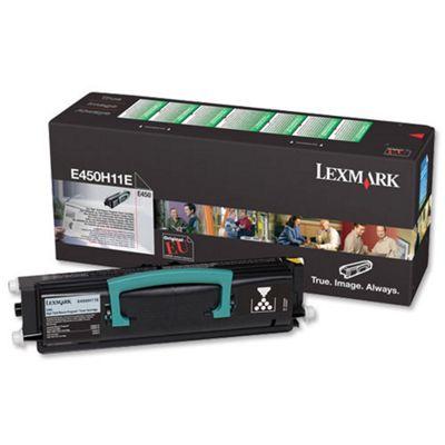 Lexmark E450 Toner Cartridge(11K) - Black