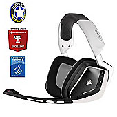 Corsair Gaming VOID Wireless RGB Dolby 7.1 Gaming Headset - White