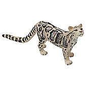 Realistic Clouded Leopard Figurine Toy by Animal Planet