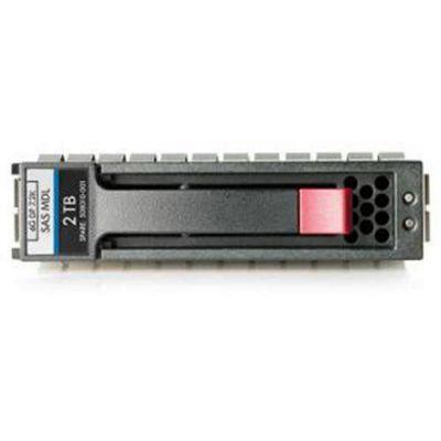 Hewlett-Packard StorageWorks P2000 2TB 6G SAS 7.2K LFF (3.5-inch) Dual Port MDL Hard Drive