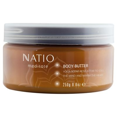 Natio Meditate Body Butter Rose