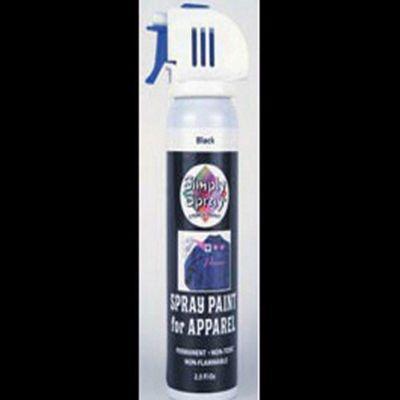 Simply Stencil Spray - Black