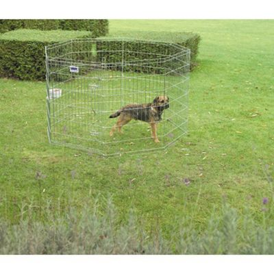 Savic Park Dog Pen - Small (61cm L x 61cm W x 61cm H)