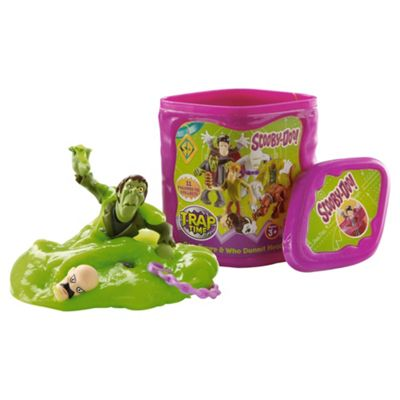 Scooby-Doo Trap Time Goo Pods with Figure & Accessory